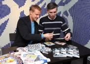 Альбом:  автографсессия голкипера ФК Зенит Малафеева